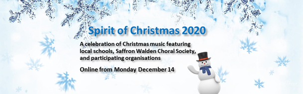 Spirit of Christmas 2020 - Available to view online